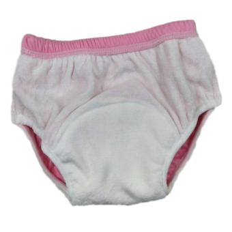 Baby Toddler (Nature Love Brand) Cloth Training Pants / Pull-upCloth Diaper Underwear Size 2 {Pink} - 4