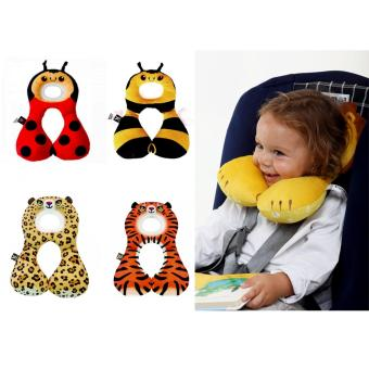 Baby Total Support Headrest (Bumble Bee) Price Philippines