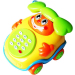 Baby toys Music Cartoon Phone Educational Developmental Kids Toy - Intl