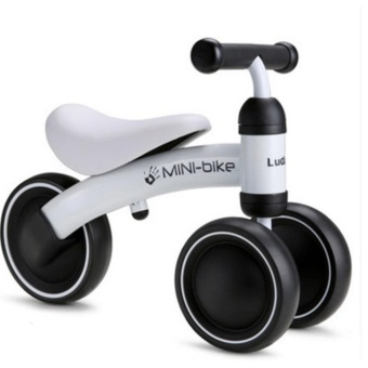 Baby Walker Infant 1-3years Scooter No Foot Pedal Driving Bike Giftfor Infant three wheel - intl Price Philippines