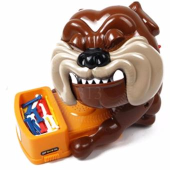 Bad Dog Beware Of the Dog Biting Game With free 2pcs SPINNER