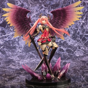 Bahamut domestic dark garage kit model doll