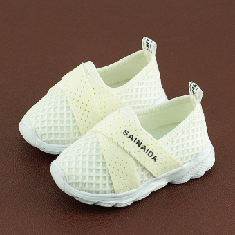 Bai casual breathable single small children's shoes baby toddler shoes