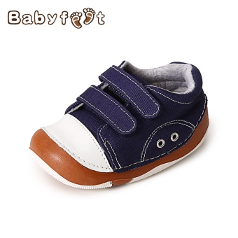 Baobao soft bottom male girls shoes canvas shoes