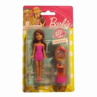 Barbie Mini Travel 1pack - Bali Price Philippines