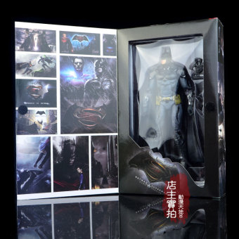 Batman KNIGHT boxed garage kit model figurine toys accessories