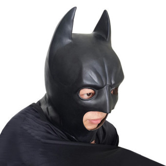 Batman Latex Full Mask