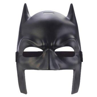 Batman Vs Superman Dawn of Justice Cowl Mask Loose (Black) - 2