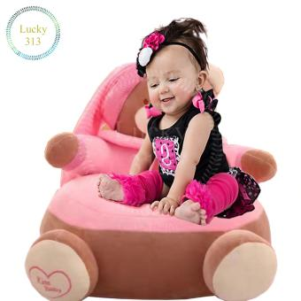 Beam Sofa Child Seat Kids & Baby Sofa (Bear Pink) Price Philippines