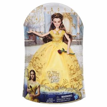 Beauty and the Beast Enchanting Ball Gown Belle