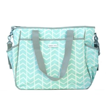 Bebe Chic Popsicle in Mint Diaper Bag Price Philippines