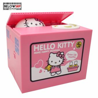 Below SRP Hello Kitty Character Coin Bank Price Philippines