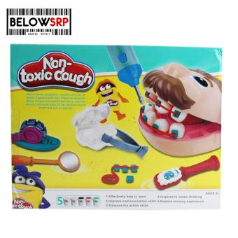 Below SRP Play Doh Dentist Doctor Drill'N Fill PlayDough Toy Price Philippines