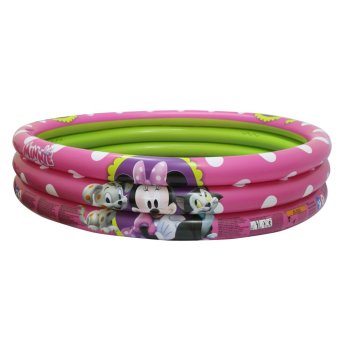 Bestway 3 Ring Pool Minnie Inflatable