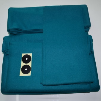 Billiard Table Cloth Pool Table Felt , Mali Imported cloth(Blue/Green) Price Philippines