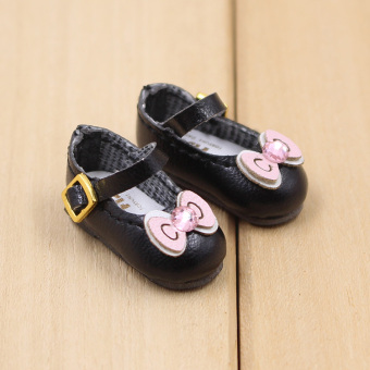 Blythe small cloth doll shoes