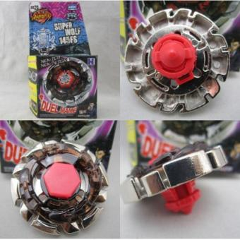 BolehDeals Beyblade Metal Fusion 4D Spinning Top For Kids Toys BB29- intl - 2