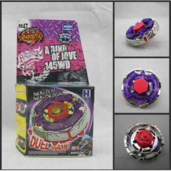 BolehDeals Beyblade Metal Fusion 4D Spinning Top For Kids Toys BB47- intl - 2