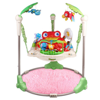 Bouncing Playhouse Mat