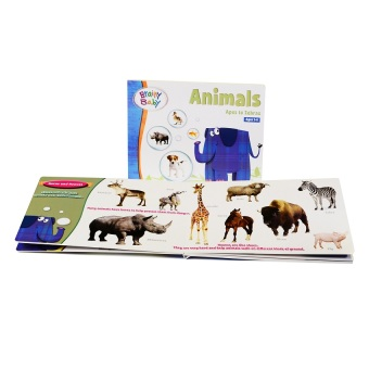 Brainy Baby Animals Board Books Price Philippines