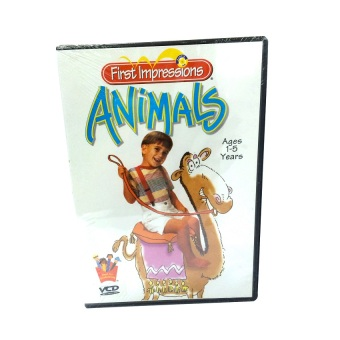 Brainy Baby First Impressions Animals VCD Series Price Philippines