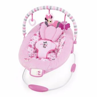 Bright Starts Minnie Mouse Precious Petals Bouncer