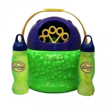 Bubble Machine Play Set