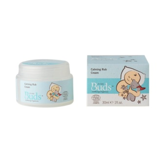 Buds Baby Soothing Organics Calming Rub Cream Price Philippines