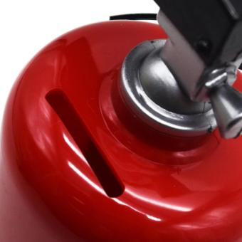 (BUY ONE TAKE ONE) Coin Bank Fire Extinguisher Design Red No.MT53 - 2