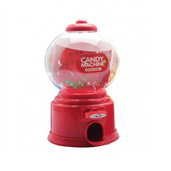 Candy Machine Piggy Bank ATM Money Box Red