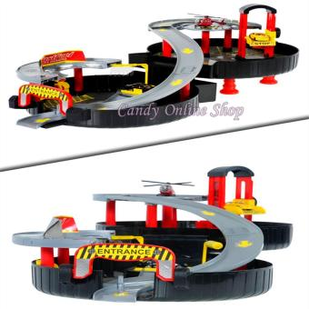 Candy Online Two - Tier Tire Style Cars Aircraft Parking Lot RacingTrack - 4