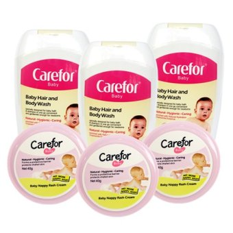 Carefor Baby Care Set 7 Price Philippines