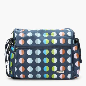 Carter's Polka Diaper Bag (Navy Blue) Price Philippines