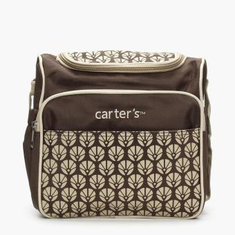 Carter's Square Diaper Bag (Brown) Price Philippines