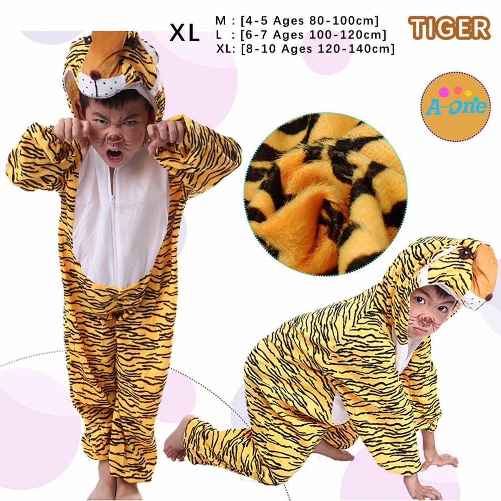 9a6ccef8783c Childrens Animal Costumes   Cartoon Children Kids Animal Costume ...