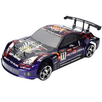 CatWalk HSP 4wd 1/10 Scale Electric Racing High Speed Rc Drift Car94123 (Multicolor) Price Philippines