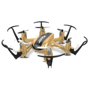 CatWalk JJRC H20 2.4G 4 Channel 6-Axis Nano Hexacopter Drone RTF RCQuadcopter (Yellow) Price Philippines