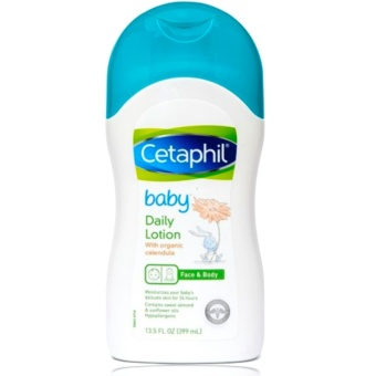 Cetaphil Baby Daily Lotion with Organic Calendula 399ml