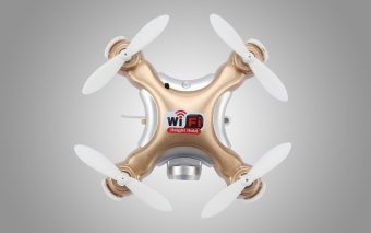 Cheerson CX-10WD-TX altitude hold RC Quadcopter