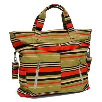 Chic 'O' Bello 06-062 Diaper Bag (Multi Color)