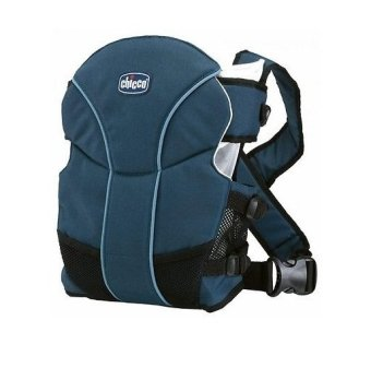 Chicco Marsupio 2-way Go Baby Carrier (Blue)