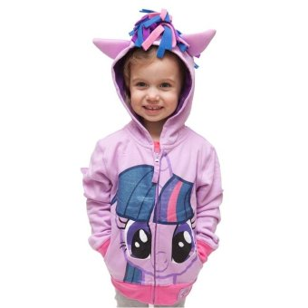 Child Baby Little Girls Jacket Spring Autumn Kids Coat Hoodie LongSleeve Outerwear ? D Price Philippines