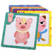 Children Kids Wooden Cartoon Animal Style Magnet Puzzle EducationalToy for Over 3 Years Old Kids Quantity 1 Random Style