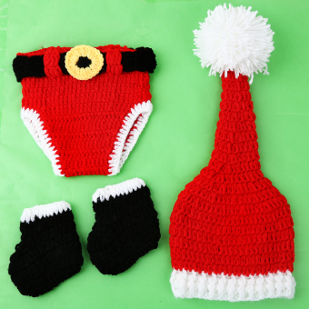 Children photography props Christmas costumes - Intl