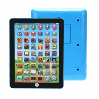 Children Tablet Toys Pad English Learning Education Machine TabletToy For Baby Christmas Gift - intl