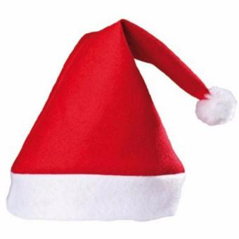 Classic Christmas Hat Santa Claus Hat Price Philippines