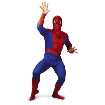 Classic Spider Kid Costume (Age 10-12 years old)