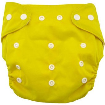 Cocotina Baby Nappy Cloth Yellow