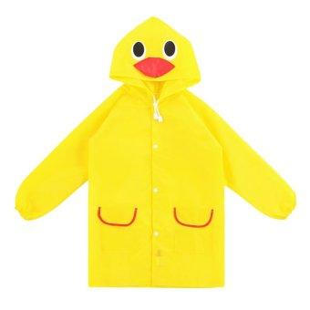 Cocotina Duck Raincoat (Yellow)