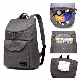 COLORLAND Diaper Bag Backpack Fashion Mummy Maternity Nappy BagBrand Baby Travel Backpack Diaper Organizer Nursing Bag - intl Price Philippines